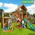 Детский городок Jungle Palace+Climb Module Xtra